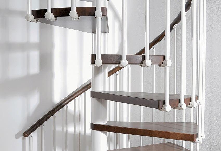 escalera de caracol ring ref 13925443 leroy merlin. Black Bedroom Furniture Sets. Home Design Ideas