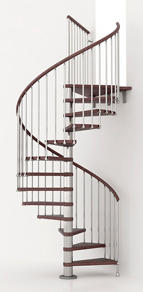 Escalera de caracol ring ref 13925464 leroy merlin - Escalera caracol leroy merlin ...
