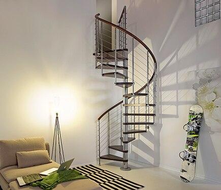 Escalera ringline ref 13928313 leroy merlin - Escaleras interiores leroy merlin ...