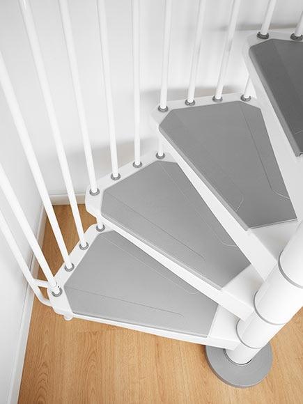 Escalera de caracol steel ref 14129563 leroy merlin - Escalera caracol leroy merlin ...