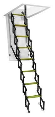 Comprar escalera escamoteable compara precios en - Escalera escamoteable precio ...