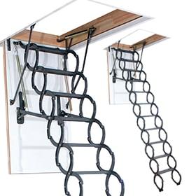 Escaleras escamoteables leroy merlin - Escaleras de madera leroy merlin ...