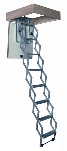 Tijera aluminio tijera aluminio ref 360402 for Precios de escaleras de tijera de aluminio