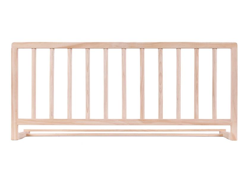 Barrera de cama infantil madera 90cm dolia ref 13641733 - Barandillas seguridad ninos ...