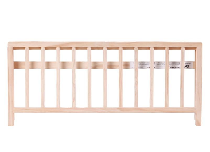Barrera de cama infantil madera 90cm dolia ref 13641733 - Barandilla cama leroy merlin ...