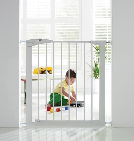 Valla infantil metal maxi secure ref 15737575 leroy merlin - Valla de seguridad infantil ...