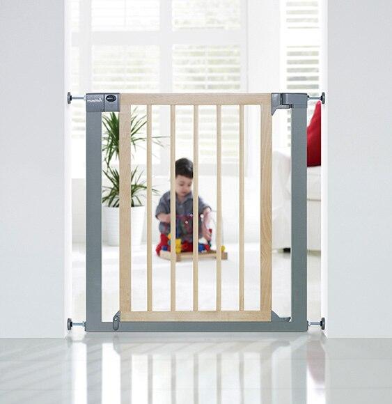 Valla infantil madera easy close ref 15737652 leroy merlin - Leroy merlin seguridad infantil ...