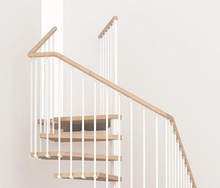 Barandillas escaleras leroy merlin best escaleras de for Escaleras interior leroy merlin