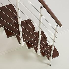 Escalera miniline ref 13928726 leroy merlin - Escaleras de madera leroy merlin ...
