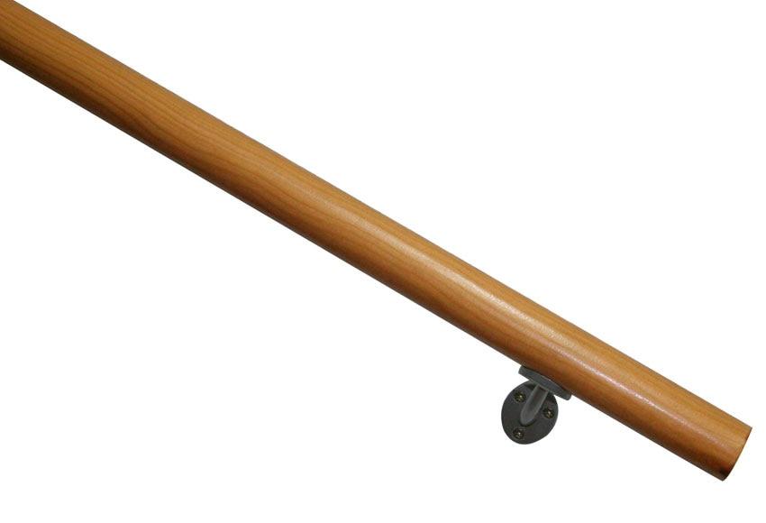 Madera kit pasamanos 2 metros ref 17728634 leroy merlin for Pasamanos leroy merlin