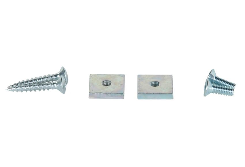 Pasamanos aluminio blanco pasamanos aluminio blanco ref for Pasamanos leroy merlin