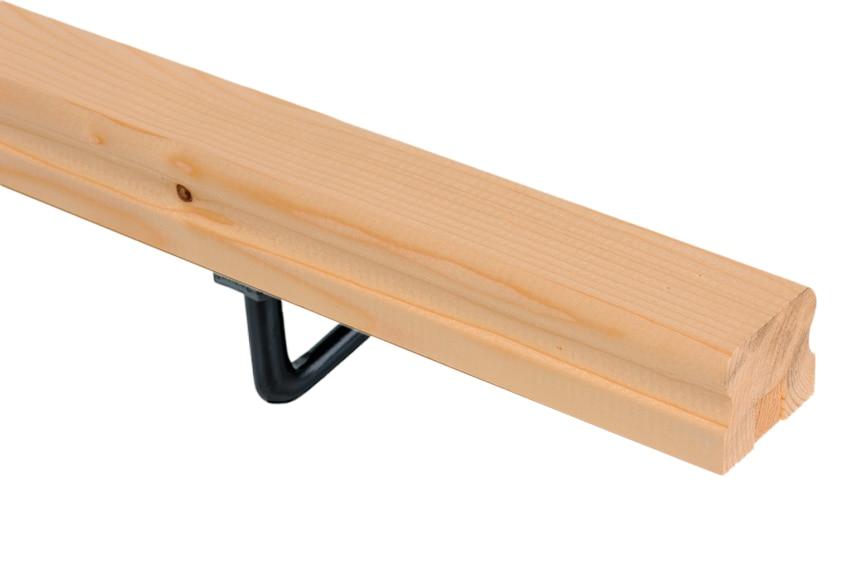 Pasamanos royal abeto pasamanos royal abeto ref 360404 - Escaleras de madera ikea ...