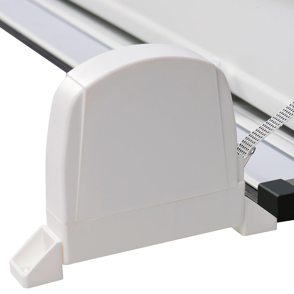 Como colocar una cinta de persiana finest se baja la persiana hasta abajo y se los tirantes - Como colocar la cuerda de una persiana ...