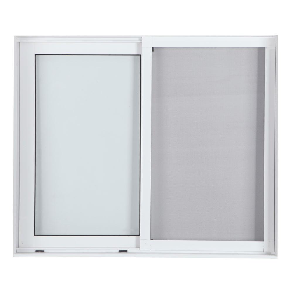 Mosquitera aluminio corredera ventana ref 17011820 - Como colocar puertas correderas ...