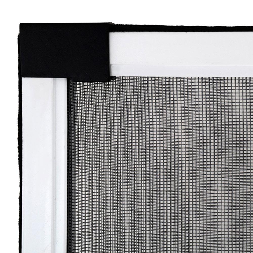 Mosquitera aluminio extensible ref 16104690 leroy merlin - Tela mosquitera aluminio ...