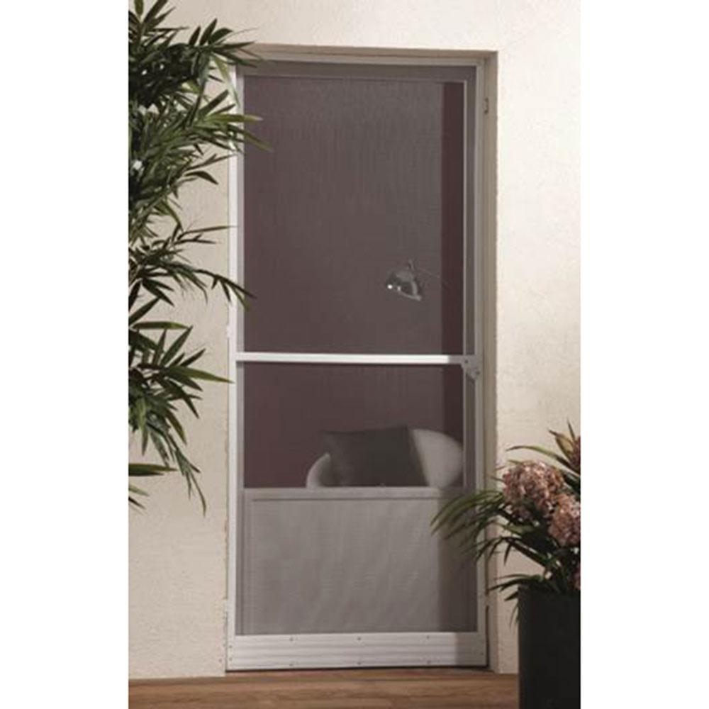 Mosquitera aluminio puerta abatible ref 17931802 leroy for Puertas aluminio leroy merlin