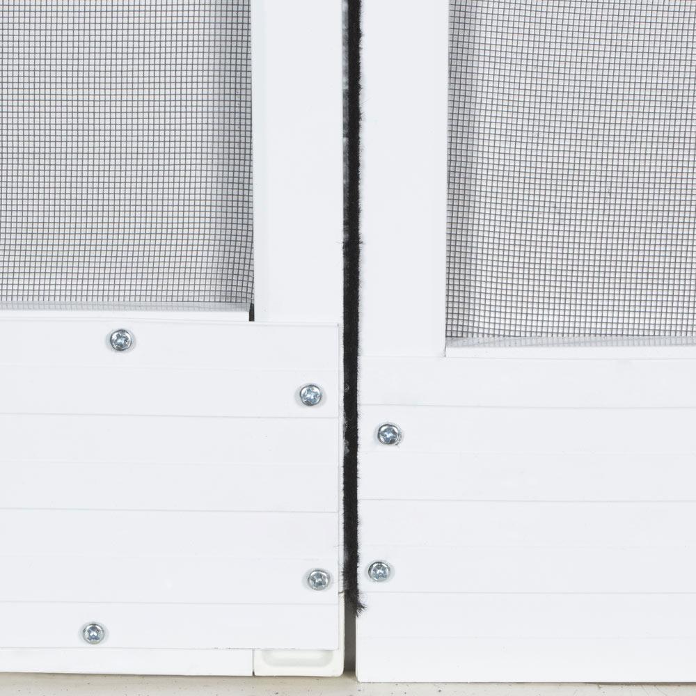 Aluminio Puerta Abatible Leroy Merlin