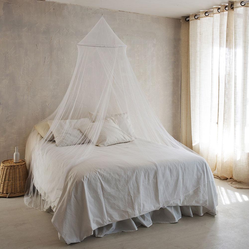 Mosquitera cama ref 16852171 leroy merlin - Mosquiteras para camas ...