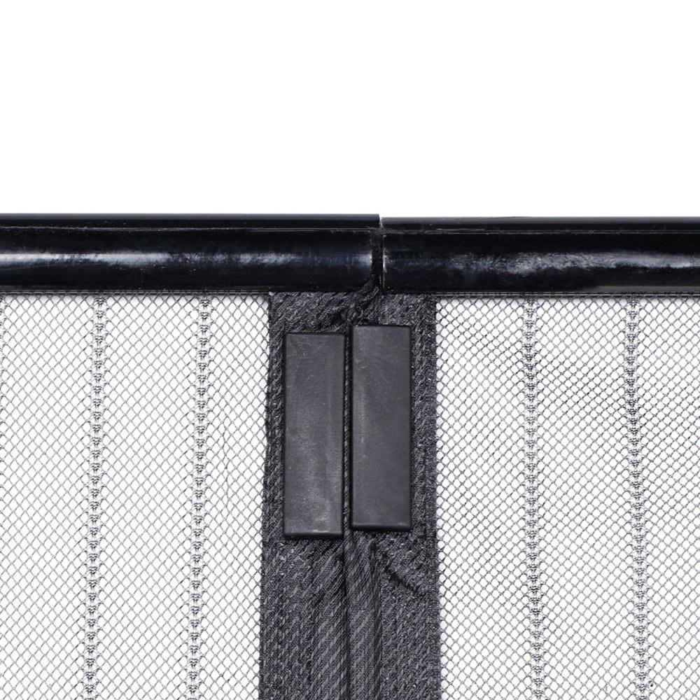 Cortinas puerta cortina x tricolor cortinas puerta - Cortinas mosquiteras para puertas ...