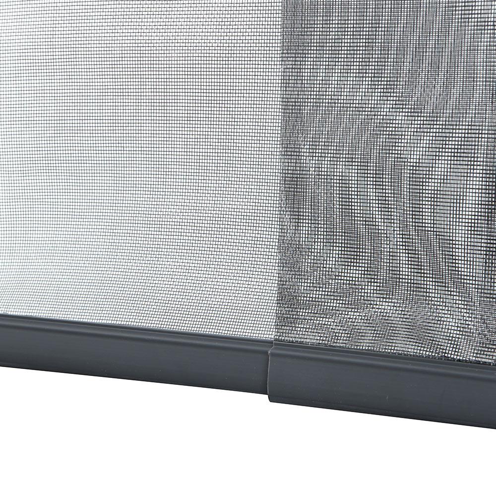 Mosquitera cortina puerta telescopica ref 16852185 - Cortina puerta leroy merlin ...