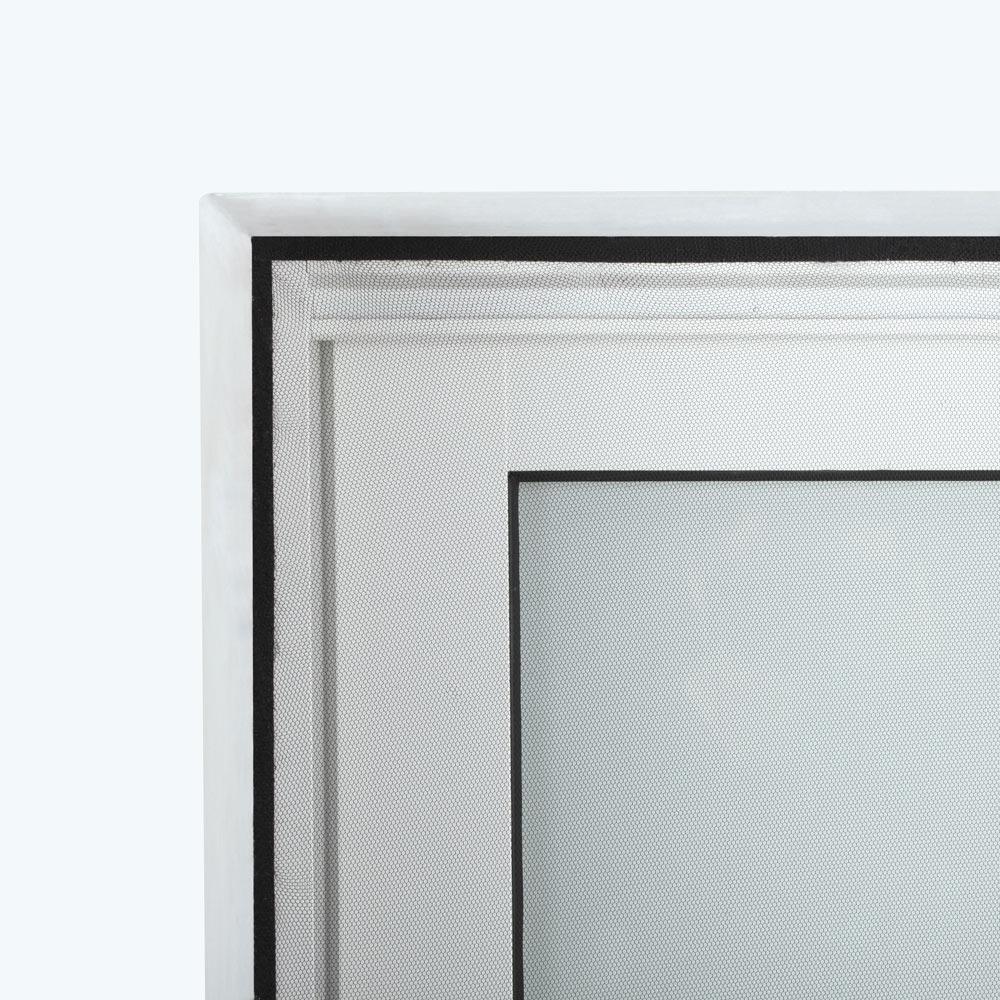 mosquitera fija velcro ventana ref 14655494 leroy merlin. Black Bedroom Furniture Sets. Home Design Ideas