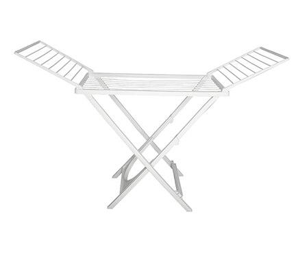 Tendedero con alas cuncial doble ala resina ref 15488886 - Tendedero de resina ...