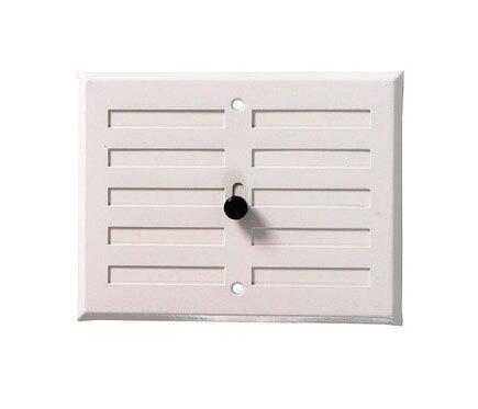 Rejillas regulable airflow system sobreponer blanco rectangular ref 21203 leroy merlin - Rejillas de ventilacion para banos ...