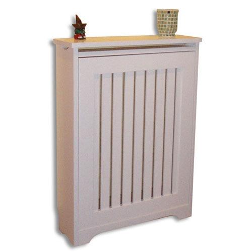 Cubre radiador en kit blanco lacado ref 35991 leroy merlin for Copritermosifoni leroy merlin