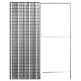 Casas cocinas mueble accesorios para puertas correderas for Puertas bricomart