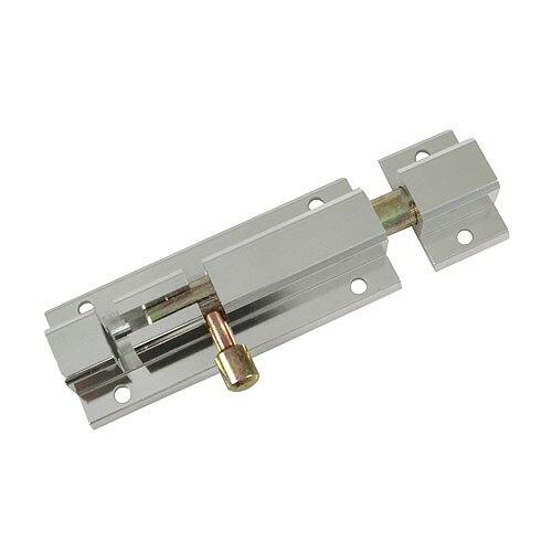 Pestillo de 100 mm con acabado niquelado amig 501 ref - Pestillo para puerta ...