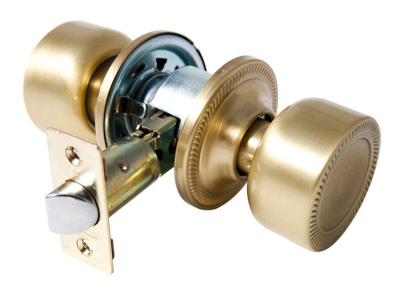 Pomo de puerta de paso ref 16686166 leroy merlin - Cambiar pomo puerta ...