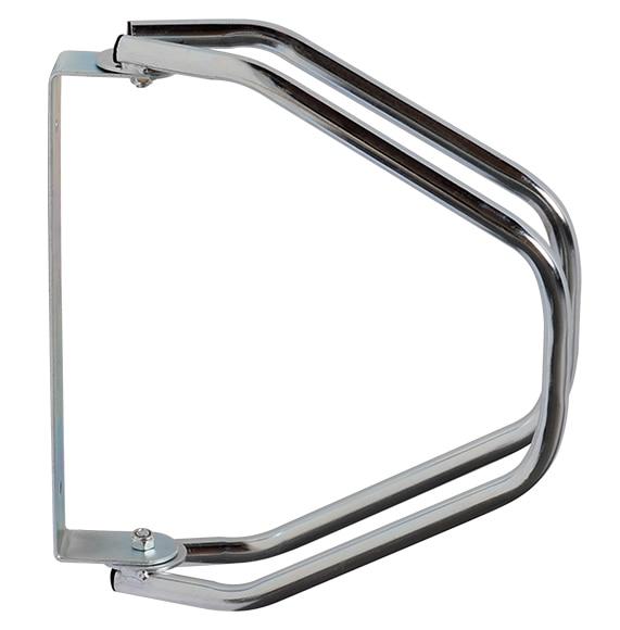 Soporte suelo pared para bicicleta ref 11251583 leroy - Anclaje para bicicletas ...