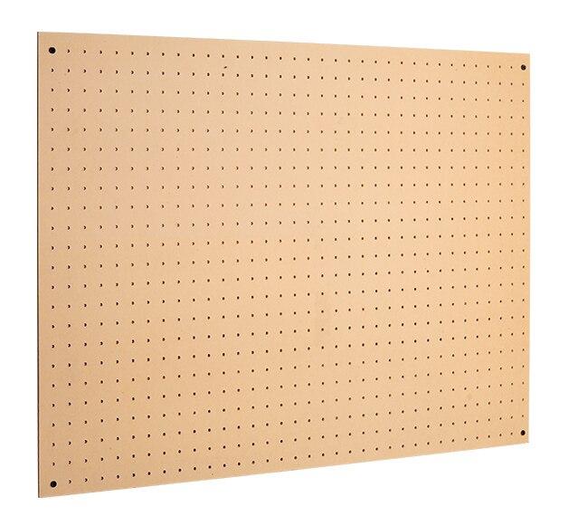 Panel perforado de 90cm de alto ref 12101404 leroy merlin - Tablero perforado madera ...