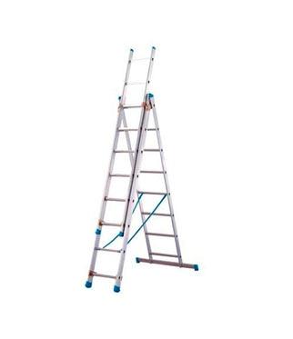 Escalera 3 tramos artub 3 tr bricolaje 2 27 x 5 07 ref for Escaleras 5 tramos