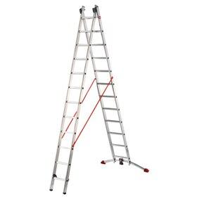 Escaleras de gran altura leroy merlin for Escaleras 5 tramos