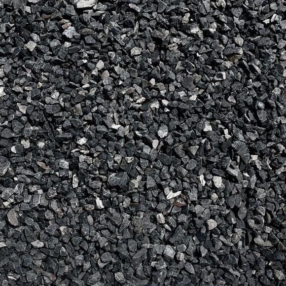 Gravilla de 8 a 12 mm negro ref 18838421 leroy merlin for Piedras negras para jardin