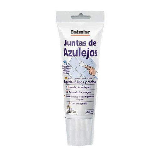 Juntas Baldosas Baño:Pasta para alisar Beissier MASILLA JUNTAS AZULEJOS Ref 11763073
