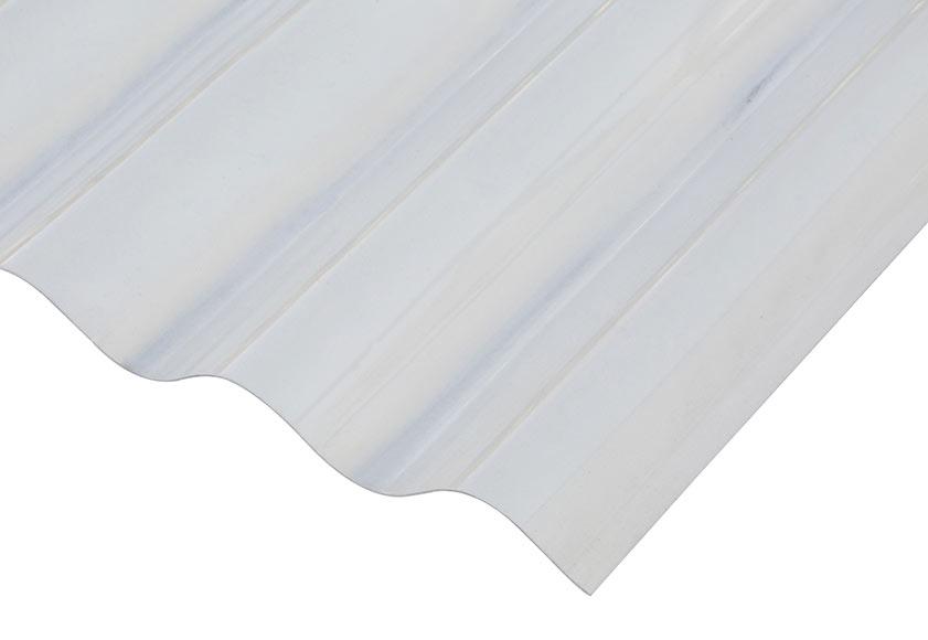 Placa de poli ster con peque a onda sedpa ref 16333394 - Placas de poliester ...