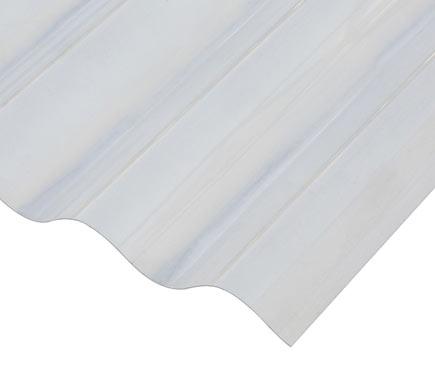 Placa de poli ster con peque a onda sedpa ref 10020682 - Placas de poliester ...