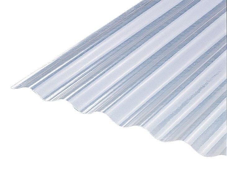 Placa de poli ster con peque a onda sedpa ref 10020703 - Placas de fibrocemento precios ...