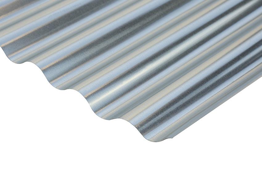 Chapa galvanizada ondulada precios excellent stunning - Precio chapa ondulada galvanizada ...