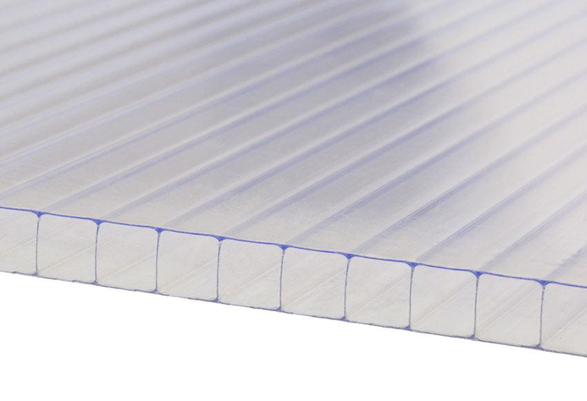 Placa policarbonato celular sedpa ref 10603054 leroy merlin for Plaque de plexiglas leroy merlin