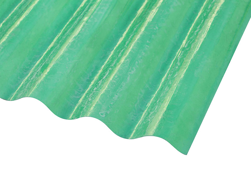 Placa de poli ster con peque a onda sedpa ref 10613022 - Placas de poliester ...