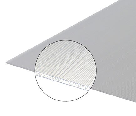 Placa policarbonato celular onduline ref 16272683 leroy - Placa de policarbonato celular ...