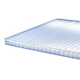 Placa policarbonato celular sedpa ref 10784221 leroy merlin - Placa de policarbonato precio ...