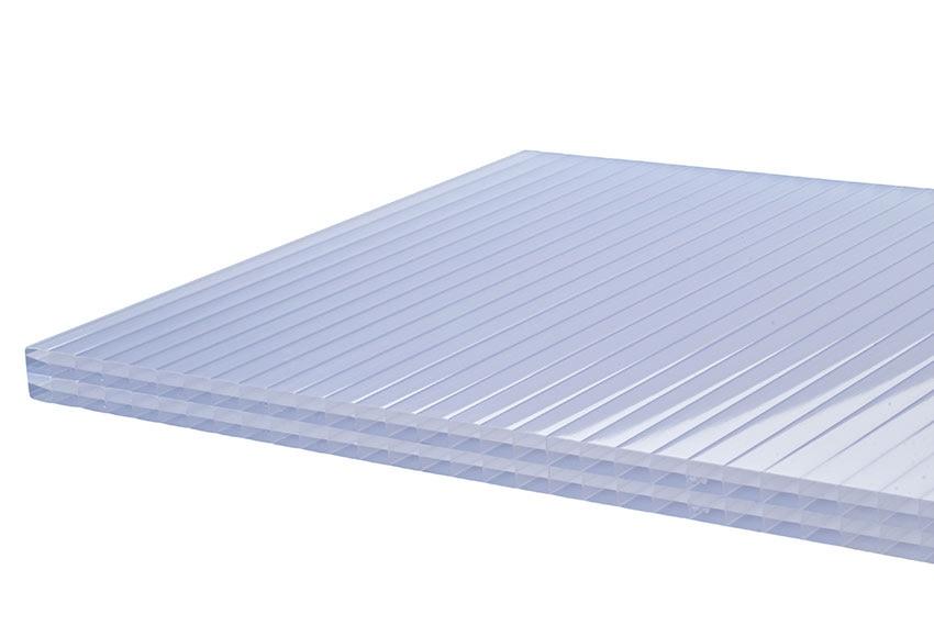 Placa policarbonato celular sedpa ref 18210815 leroy merlin - Placa de policarbonato celular ...