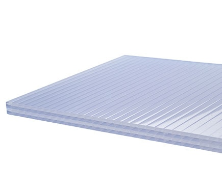 Placa policarbonato celular sedpa ref 18210822 leroy merlin - Placa de policarbonato celular ...