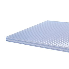Placa policarbonato celular sedpa ref 18210766 leroy merlin - Placa de policarbonato celular ...
