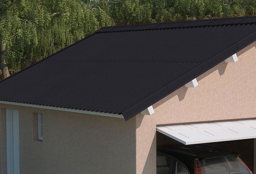 Tejados para pergolas instalacin de ventana para tejado for Tejado madera onduline