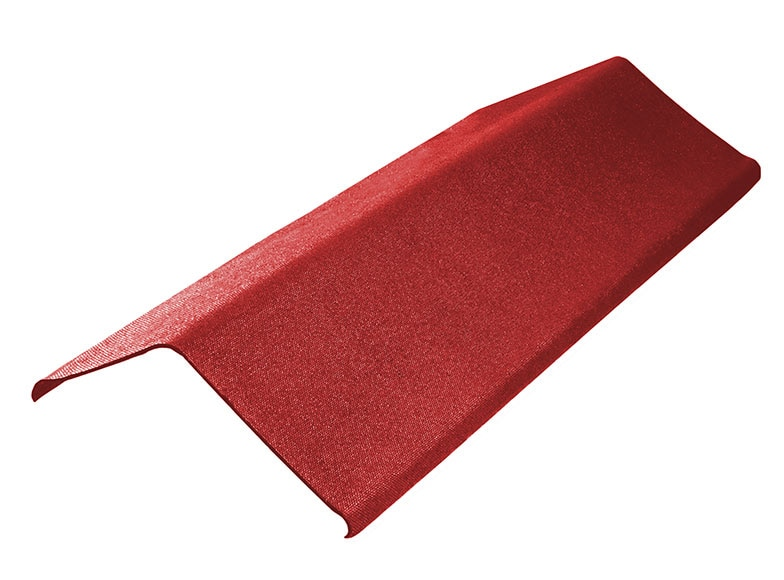 remate lateral easyfix rojo 100 x 13 x 7 cm ref